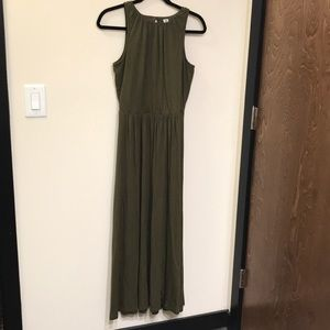 Maxi dress from Old Navy!